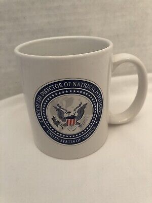 Rare Coffee Mug Cup Office Of The Director Of National Intelligence Council USA