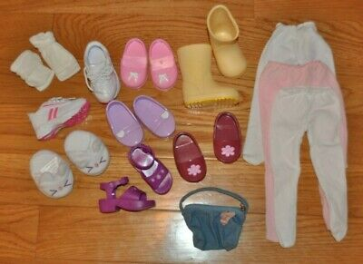 Doll Clothing Accessories fits Our Generation American Girl 18 inch Lot 8