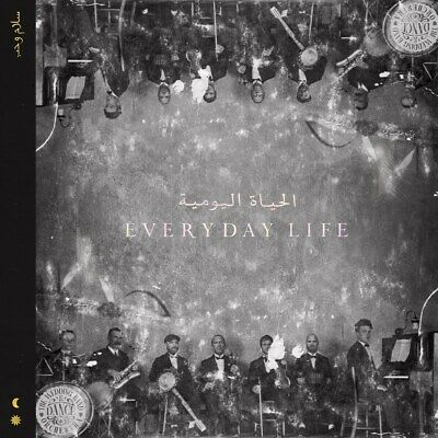 Everyday Life - Coldplay (Album) [CD] RELEASED 22/11/2019