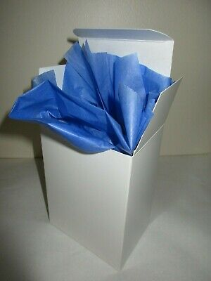 White Chipboard/Cardboard Gift Boxes Auto Bottom 6 x 4-1/2 x 3-1/8 - 10 Boxes