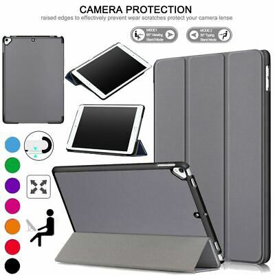 CASE for iPad 2019 7th Gen 10.2 Leather Magnetic Folio Stand Slim Smart Cover