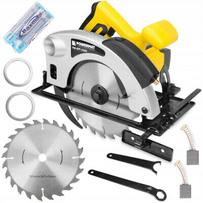 Multi Purpose Circular Saw 185Mm 2200W Dust Extraction 230/240V