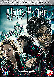 Harry Potter And The  Deathly Hallows Part 1 [DVD],