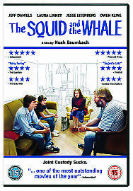 The Squid And The Whale [DVD] [2006],