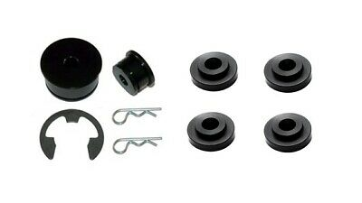 Torque Solution Shifter Cable & Base Bushings for Veloster Turbo 11+ Accent 12+