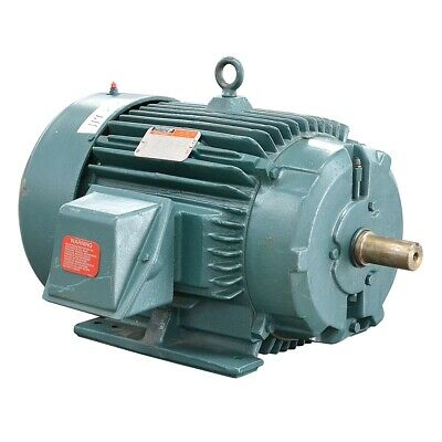 NEW 30HP Baldor-Reliance Duty Master Electric AC Motor XE XT 3540RPM 230/460V