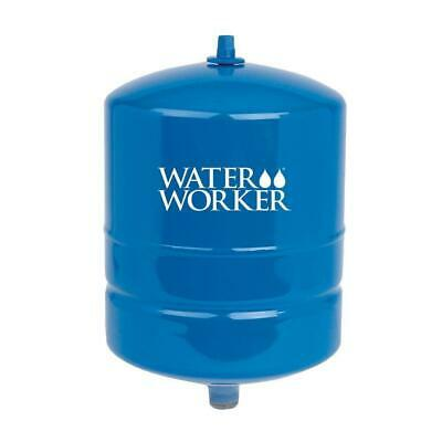 Pressurized Well Tank Water Worker Constructed Deep Drawn Steel For Durability
