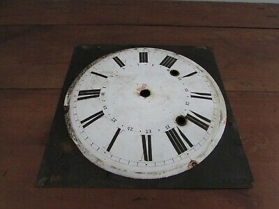 Antique Dial Enamelled for Movement D Clock Comtoise Clock