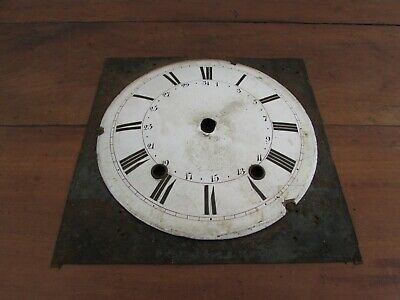 Antique Dial Watch Enamelled for Movement D Clock