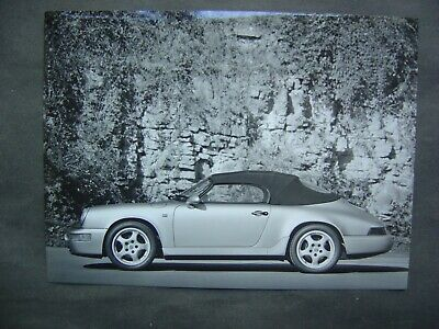 Photo 18 x 24 - PORSCHE 911 CARRERA 2 SPEEDSTER - 1993