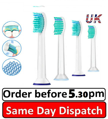 Phillips Sonicare Replacement Toothbrush Heads Electric ProResults HX6013 HX6011