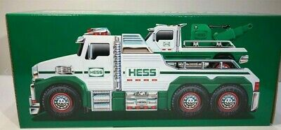 2019 Hess Holiday Toy Truck - RESCUE TEAM , BRAND NEW, IN HAND, READY TO SHIP!