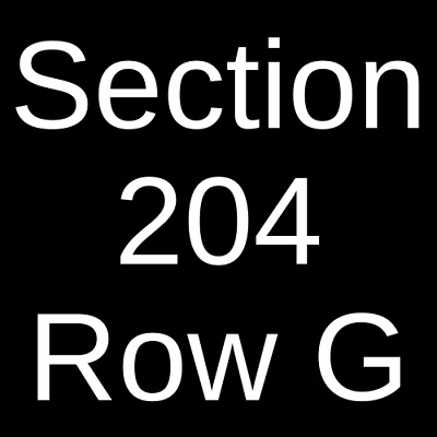 4 Tickets Sturgill Simpson & Tyler Childers 2/23/20 Asheville, NC