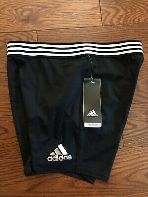Adidas climalite girls black compression spandex shorts track running volleyball