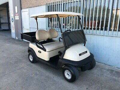 Club Car PRECEDENT Utility Ute 48V Electric Golf Cart Buggie Buggy US BATTERIES