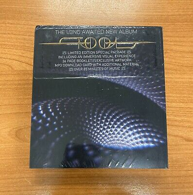 TOOL Fear Inoculum CD Special Limited Edition Brand New Sealed [IN HAND]