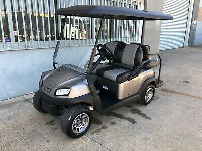 PRESIDENTS CUP Club Car TEMPO 2+2 4 Seat 48V Electric Golf Cart Buggie Buggy