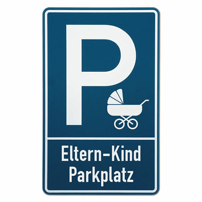 Parking Spot Sign Eltern-Kind Parking Spot S3507