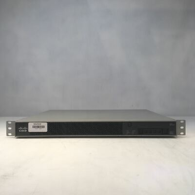 Cisco ASA 5512-X Adaptive Security Appliance / Firewall NO STORAGE
