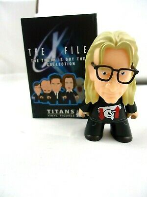 Titans X-Files The Truth Is Out There Blind Box Vinyl Figure x 1 Random Figure