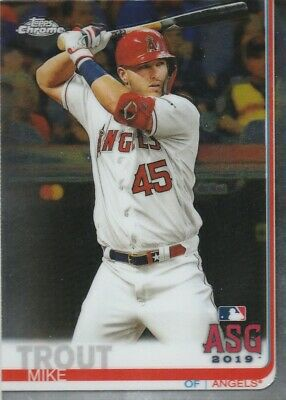2019 Topps Chrome Update Base and Inserts