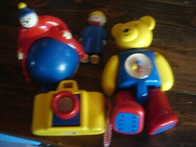 AMBI toys x 4    Quality and hard to find