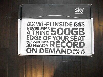 Brand New Sky+ HD Box 50%reduction