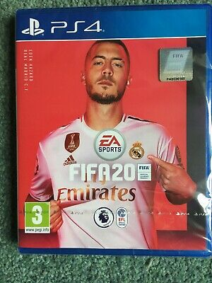 FIFA 20 PS4 Brand New In Packaging