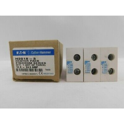 Eaton H2018-3 Heating Element, 18.00-24.50A