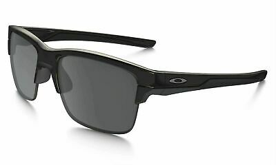 [OO9316-03] Mens Oakley Thinlink Sunglasses - Polished Black | Black Iridium