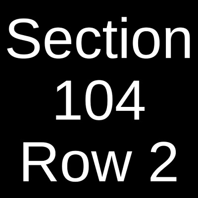 2 Tickets Spring Training: Milwaukee Brewers @ Chicago Cubs 2/29/20 Mesa, AZ