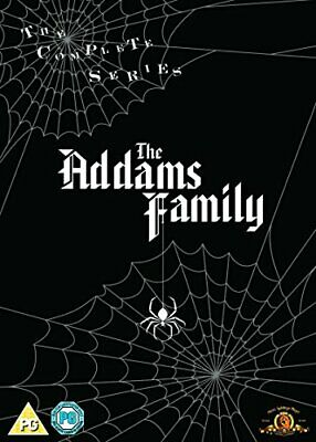 The Addams Family The Complete Series 1964 [DVD]