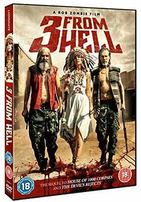 3 From Hell [DVD] [2019]