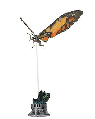 "Godzilla - 12"" Wing-to-Wing Action Figure – Mothra (2019) - NECA"