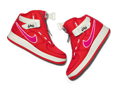 NIKE AIR FORCE 1 High EU Emotionally Unavailable Heart Red