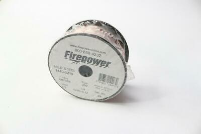 "Firepower 1440-0215 Er70s-6 Mild Steel Welding Wire .030/"" 2 Lbs. 14400215"
