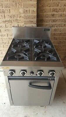 commercial stove oven - new