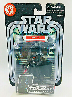 Star Wars Darth Vader The Original Trilogy Collection #10 Hasbro 2004 New