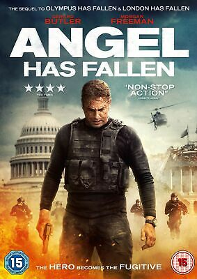 Angel Has Fallen [DVD] RELEASED 16/12/2019
