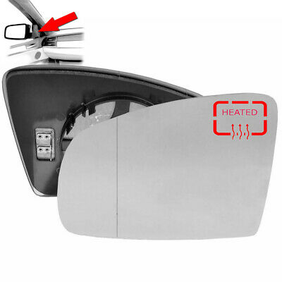 Gauche côté passager pour Opel Insignia 2008-2016 Grand Angle Wing mirror glass