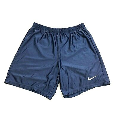 VINTAGE Nike Womens High Waist Shorts XL Extra Large Runners Pull On Short 90's