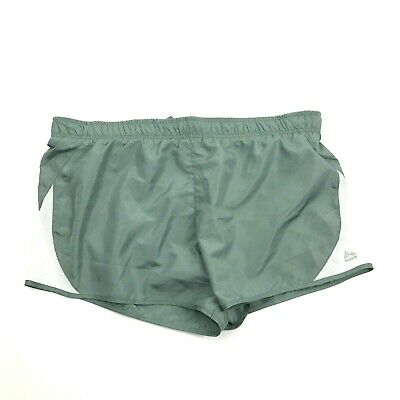 RBX Performance Women's Gray RUN Shorts Size XL Extra Large Ventilated Pull On