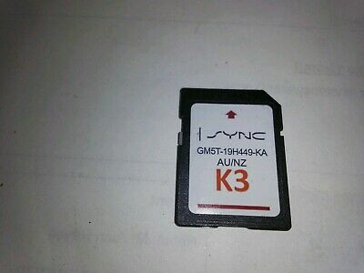 Ford Sd Navigation Card For All sync 2