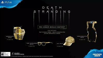 Death Stranding DLC PS4 PlayStation4 (Immediate Fast Shipping)