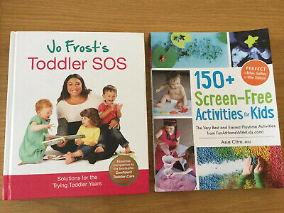 Baby And Toddler Parenting Books Bundle