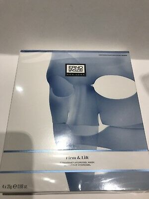 Erno Laszlo Firmarine Hydrogel Sheet Mask - 4 Pack New Boxed & Sealed