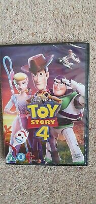 Toy story 4 DVD brand new unopened