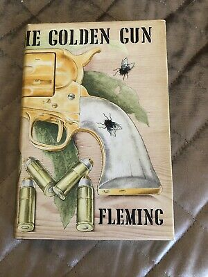 1965 1st Edition - The Man With The Golden Gun - Excellent Condition!
