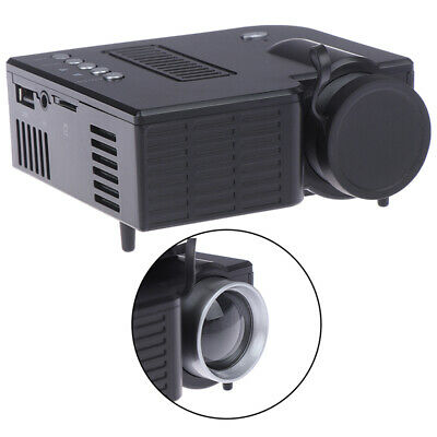 UC28BC Home Projector Mini Miniature Portable 1080P HD Projection Mini LED ZY