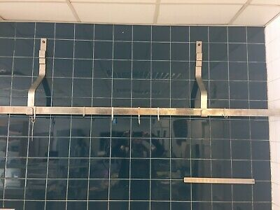 Stainless Steel Butcher Hanging Rail